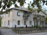 Novorossiysk, Suvorovskaya st, house 9. Apartment house