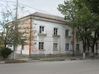 Novorossiysk, Suvorovskaya st, house 24/26А. Apartment house