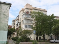 Novorossiysk, Engels st, house 49. Apartment house