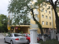 Novorossiysk, Engels st, house 50. Apartment house