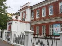Новороссийск, лицей Технико-экономический, улица Энгельса, дом 52