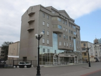 Novorossiysk, Novorossiyskoy Respubliki st, house 4. Apartment house