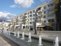 Novorossiysk, st Novorossiyskoy Respubliki, house 8. Apartment house