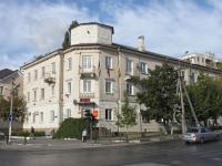 Новороссийск, улица Новороссийской Республики, дом 21. многоквартирный дом