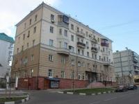 Novorossiysk, Revolyutsii 1905 goda  st, house 4. Apartment house