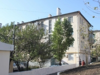 Novorossiysk, Gubernskogo st, house 52. Apartment house