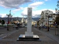 Novorossiysk, st Novorossiyskoy Respubliki. obelisk