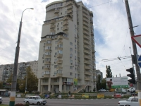 Novorossiysk, Dzerzhinsky avenue, house 183. Apartment house