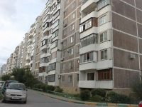 Novorossiysk, Dzerzhinsky avenue, house 202. Apartment house