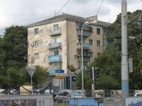 Novorossiysk, Sovetov st, house 13А. Apartment house