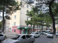 Novorossiysk, Sovetov st, house 21. Apartment house