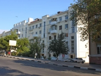 Novorossiysk, Sovetov st, house 66. Apartment house
