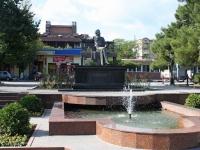 Novorossiysk, monument А.С. ПушкинуSovetov st, monument А.С. Пушкину
