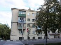Новороссийск, улица Цедрика, дом 4. многоквартирный дом