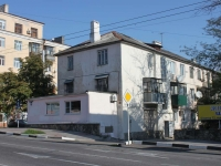 Novorossiysk, Tsedrik st, house 12. Apartment house