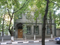 Novorossiysk, Tsedrik st, house 26. Apartment house