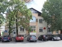 Новороссийск, улица Карла Маркса, дом 8. жилой дом с магазином