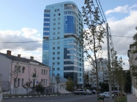 Novorossiysk, Karl Marks st, house 19. Apartment house
