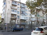 Novorossiysk, Karl Marks st, house 37. Apartment house