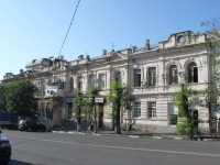 Novorossiysk, Karl Marks st, house 49. Apartment house