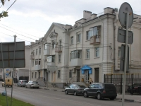 Novorossiysk, Mira st, house 25. Apartment house