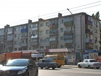 Novorossiysk, Anapskoe road, house 12. Apartment house