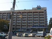Новороссийск, гостиница (отель) Бригантина, Анапское шоссе, дом 18