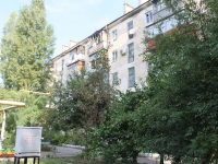 Novorossiysk, Anapskoe road, house 21. Apartment house