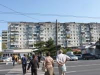 Новороссийск, Анапское шоссе, дом 29. многоквартирный дом