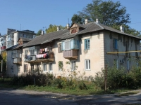Новороссийск, Анапское шоссе, дом 54 к.12. многоквартирный дом