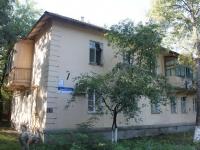 Novorossiysk, Anapskoe road, house 54 к.7. Apartment house