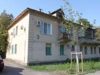 Новороссийск, Анапское шоссе, дом 54 к.9. многоквартирный дом