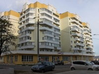 Novorossiysk, Verbovaya st, house 1. Apartment house
