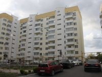 Novorossiysk, Verbovaya st, house 7. Apartment house
