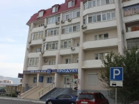 Novorossiysk, Verbovaya st, house 9. Apartment house