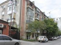Новороссийск, улица Глухова, дом 3. многоквартирный дом