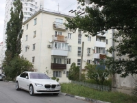 Novorossiysk, Glukhov st, house 4. Apartment house