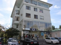 Novorossiysk, Lednev st, house 2/4. Apartment house