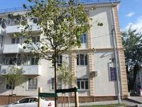 Новороссийск, улица Новороссийских партизан, дом 10. многоквартирный дом