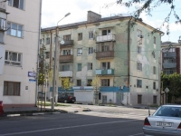 Новороссийск, улица Новороссийских партизан, дом 13. многоквартирный дом
