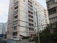 Novorossiysk, Molodezhnaya st, house 28. Apartment house