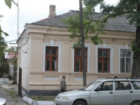 Новороссийск, улица Коммунистическая, дом 44. приют Новороссийский социальный приют для детей и подростков ГУСОКК
