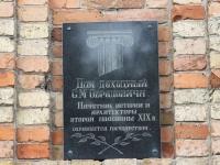 Novorossiysk, Skoblikov avenue, house 12. public organization