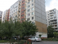 Novorossiysk, Khvorostyansky st, house 9. Apartment house