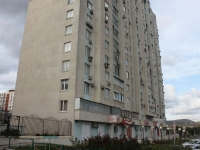 Novorossiysk, Khvorostyansky st, house 15. Apartment house