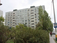 Novorossiysk, Volgogradskaya st, house 12. Apartment house