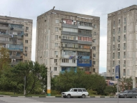 Novorossiysk, Malozemelskaya st, house 21. Apartment house