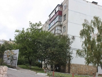 Novorossiysk, Zolotarevsky st, house 4. Apartment house