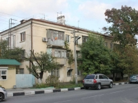 Novorossiysk, Vidov st, house 13. Apartment house