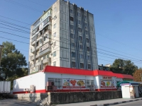 Novorossiysk, Vidov st, house 164А. Apartment house with a store on the ground-floor